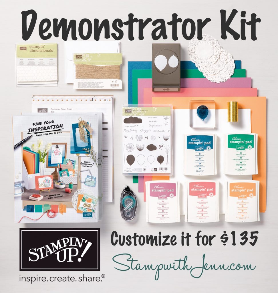 demo kit 135 jenn $135