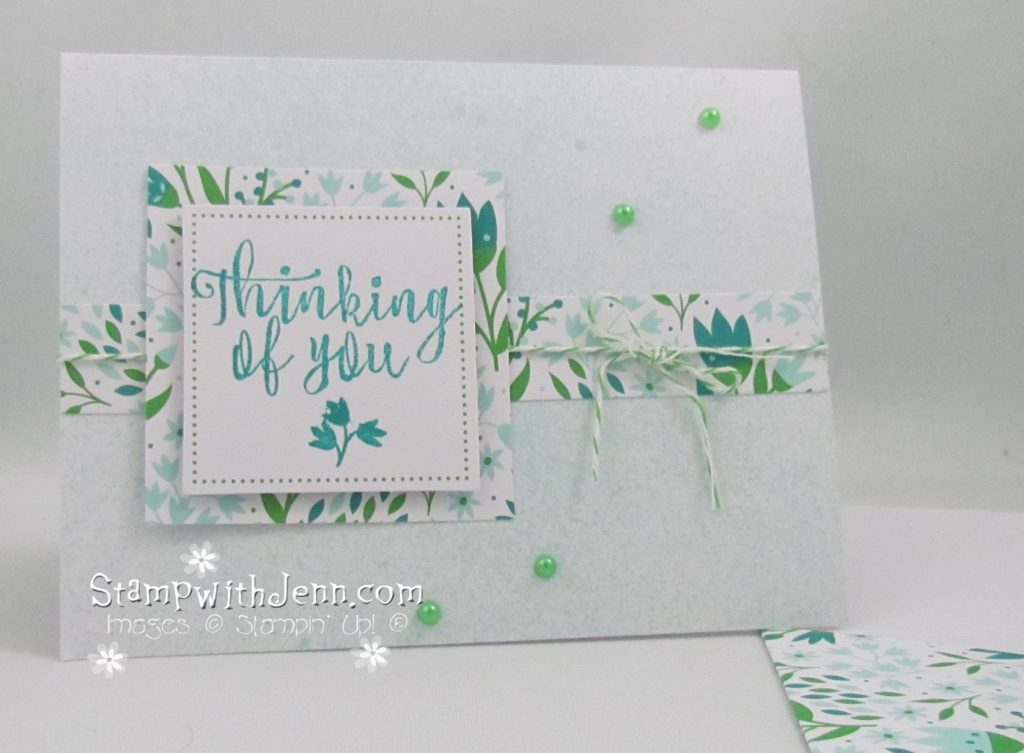 March 2016 Paper Pumpin card