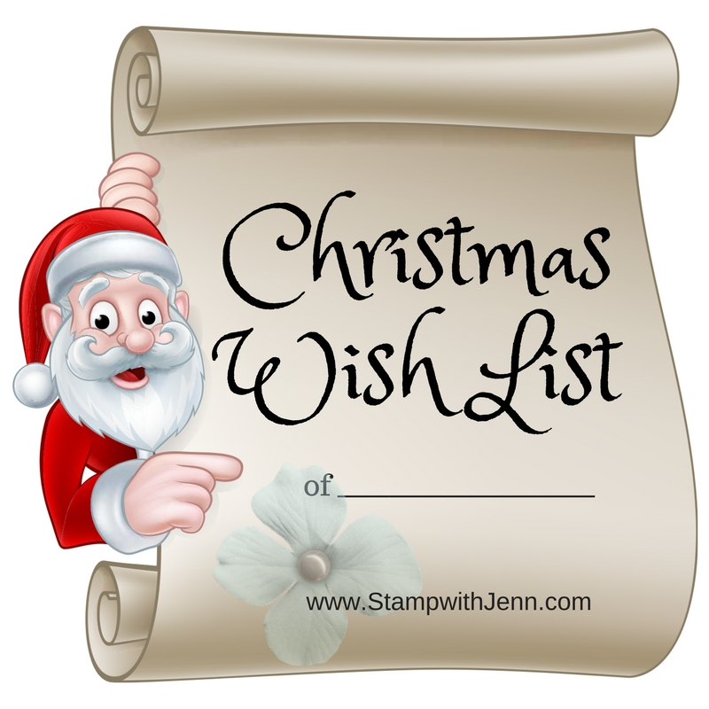 Get What You Really Want For Christmas This Yearu2013Stampinu0027 Up! Supplies!!.  Fill In This Handy List And Send It Back To Me And Iu0027ll Take Care Of The  Rest.