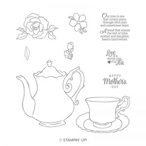 Tea Together Stamp Set from Stampin' Up!