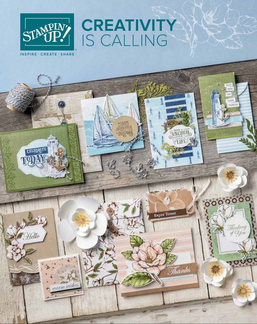 Stampin' Up! Annual Catalogue 2019-2020