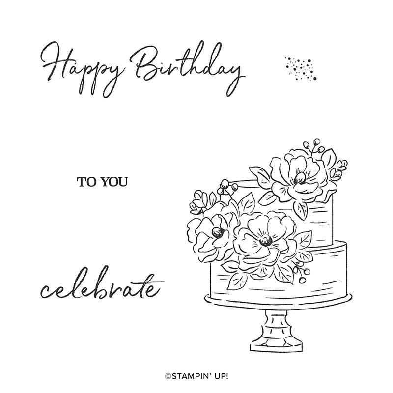 happy birthday to you SAB stamp set 2020