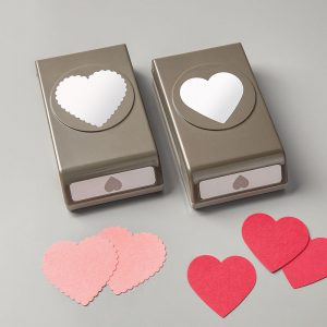 heart punch pack Stampin' Up!
