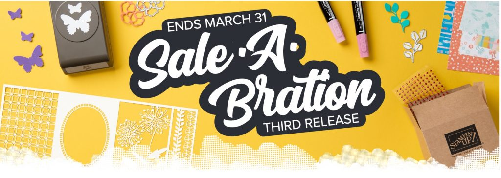 3rd Sale-a-bration items