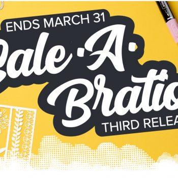 3rd Sale-a-bration items