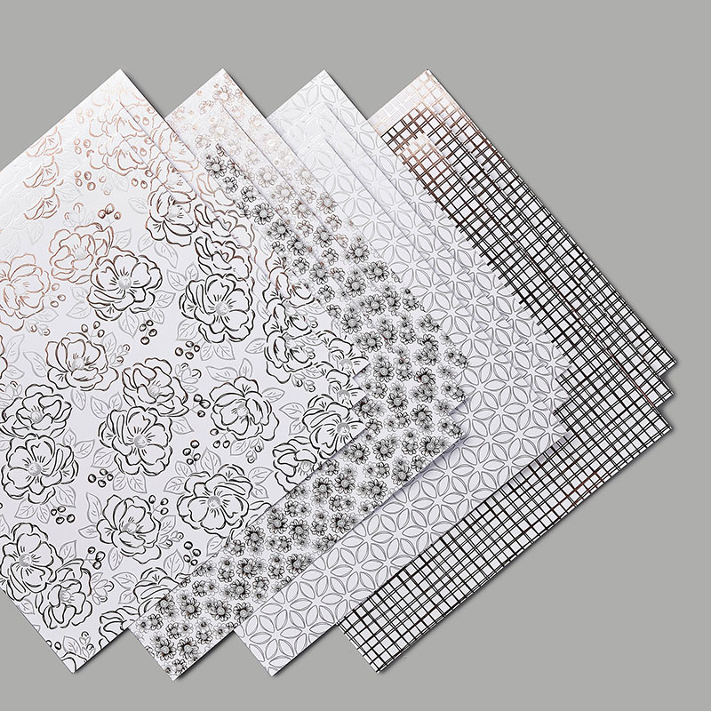 Flowering Foils Designer Series Paper