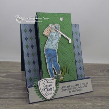 Clubhouse Bundle golf Stampin' Up!