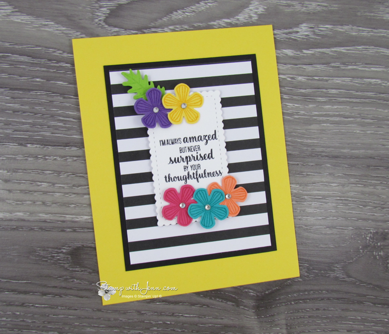 small bloom punch Sale-a-bration 2020