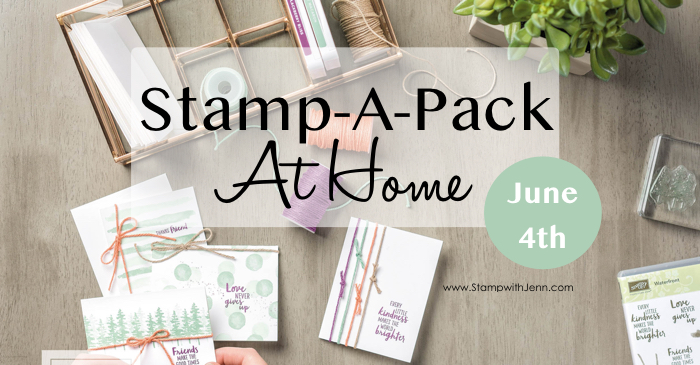 stamp a pack at home june 2020
