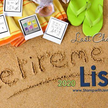 REtirement List