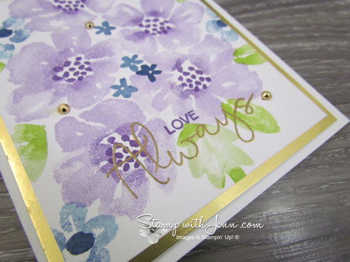 Blossoms in Bloom stamp set