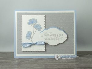 Love what you do Stampin Up