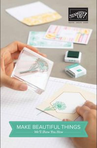 Stampin' Up! 2020-2021Beginner Brochure