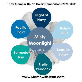 Misty Moonlight In Color 2020