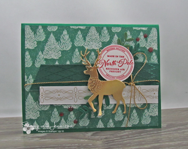 Wishes & Wonder Stampin' Up!