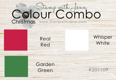 Christmas Colour combination