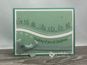 Stampin' Up! Curvy Christmas