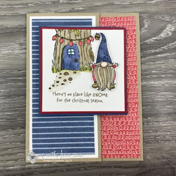 Stampin' Up!'s Gnome for the Holidays