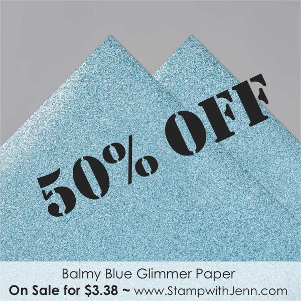 balmy blue glimmer on sale