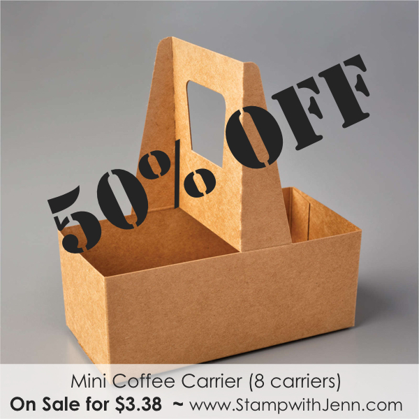 mini coffee carrier on sale
