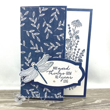 Dragonfly Garden Stampin' Up!
