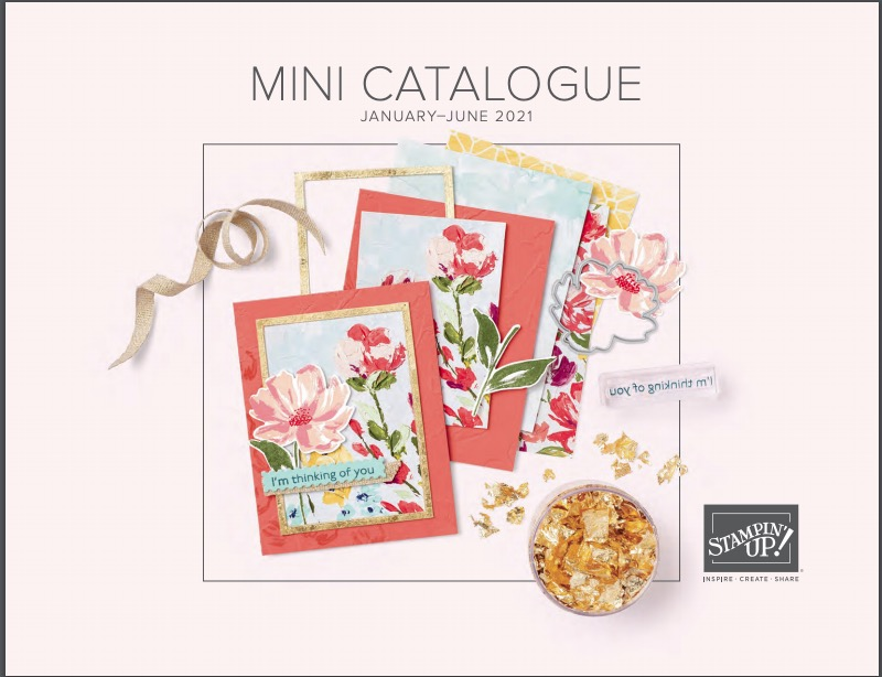 January to June 2021 Mini Catalogue