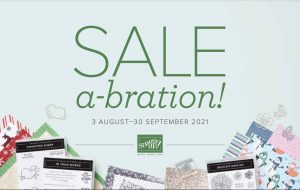 Sale-a-bration August to September 2021