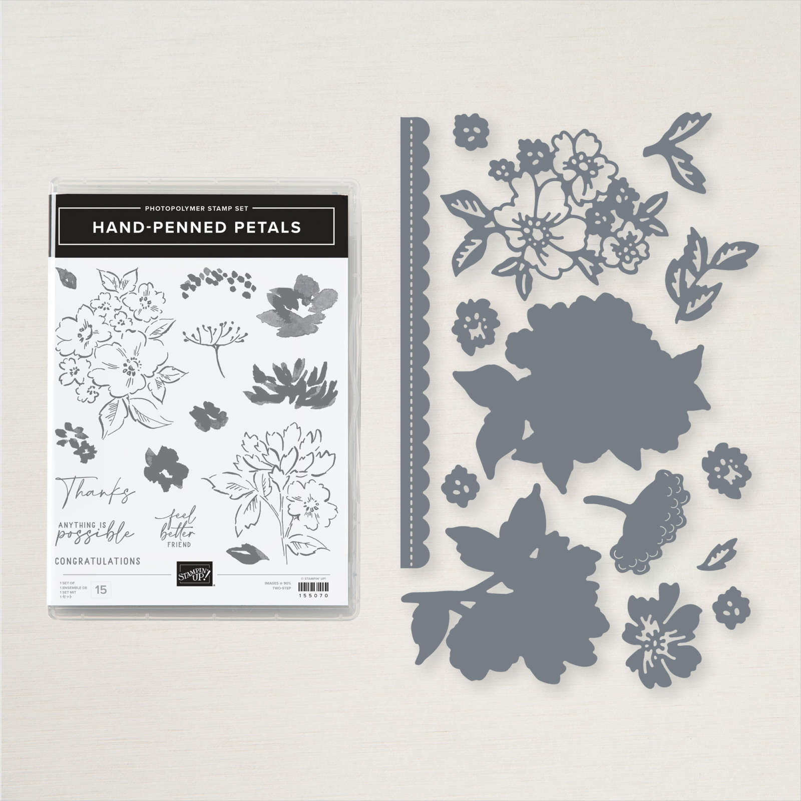 Hand-Penned Bundle from Stampin' Up!