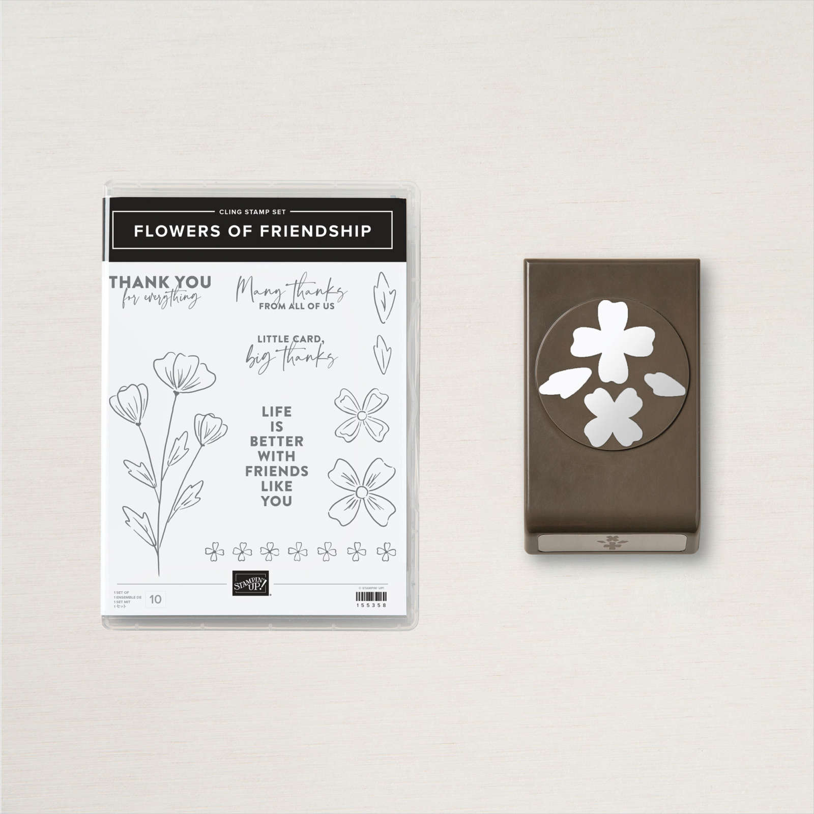 Flower of Frienship bundle