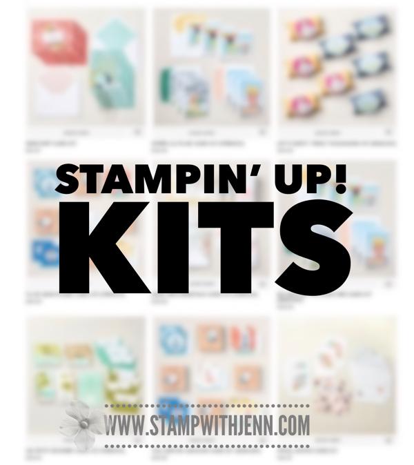 Stampin up Kits
