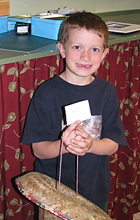 Duncan testimonial draw winner
