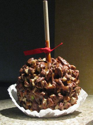 Food-candy-apple