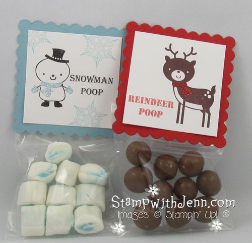 Snowman-reindeer-poop-treat