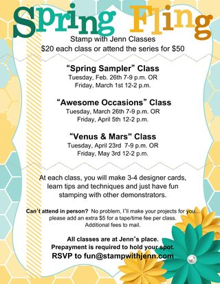 Poster for spring classes-001