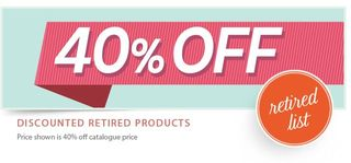 Retiring 40% off acccessories