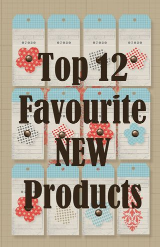 Favourite new products