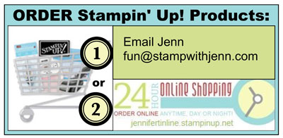 How to order from jenn