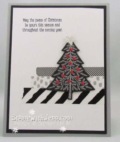 Peacefulpines card