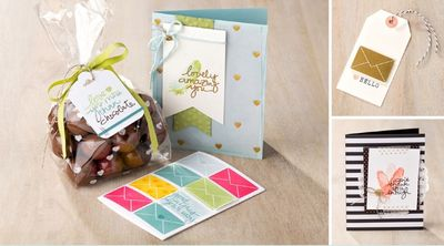 Lovely amazing you new stamp set