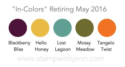 In colors retiring may 2016