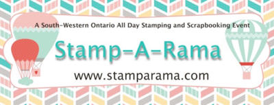 Stamp-A-Rama:  An all day stamping and scrapbooking event