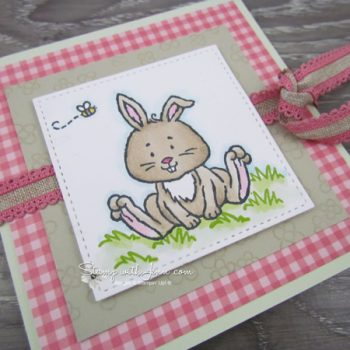 Welcome Easter Gift Card Holder