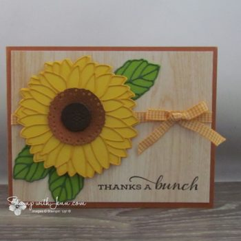 sunflower front