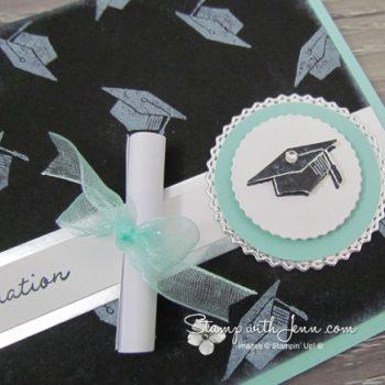 round of applause graduation card
