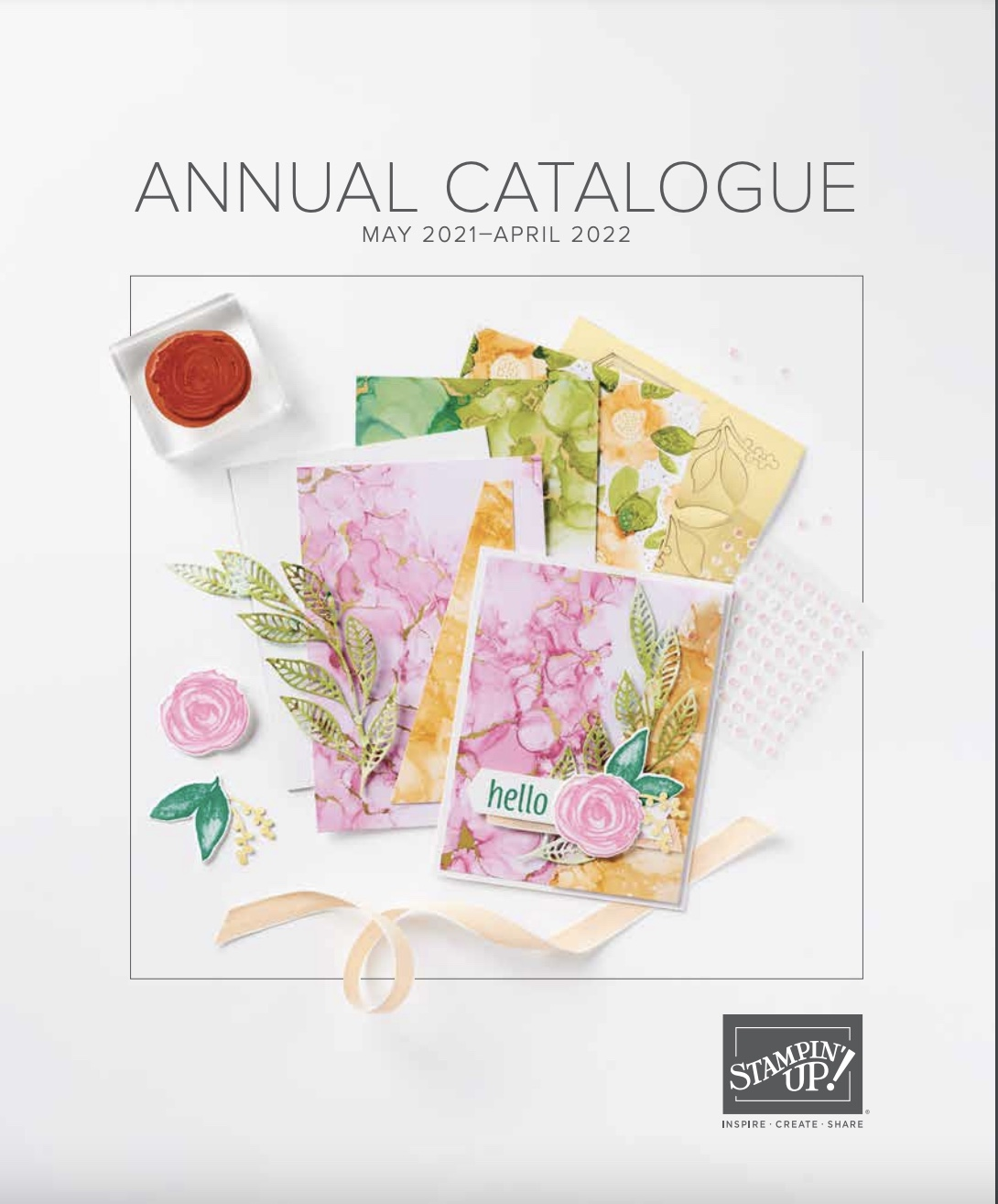Stampin' Up! Annual Catalogue 2021-2022